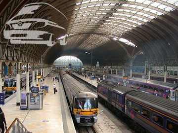 TrainStation in Paddington