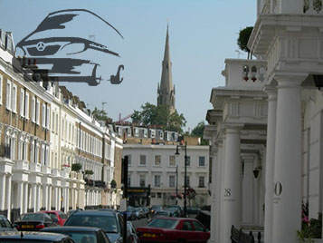 Moreton Place, Pimlico