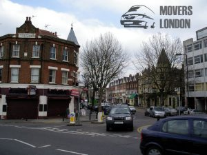 Argyle Road and The Avenue, West Ealing