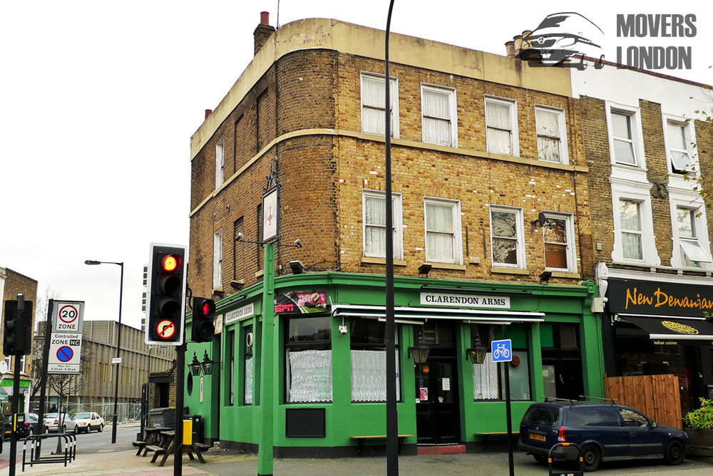 Clarendon Arms, Camberwell