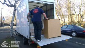 International moving services in London